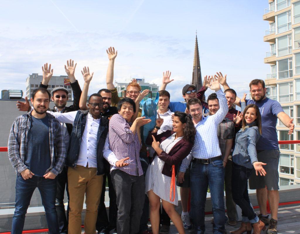 LlamaZOO Team Photo
